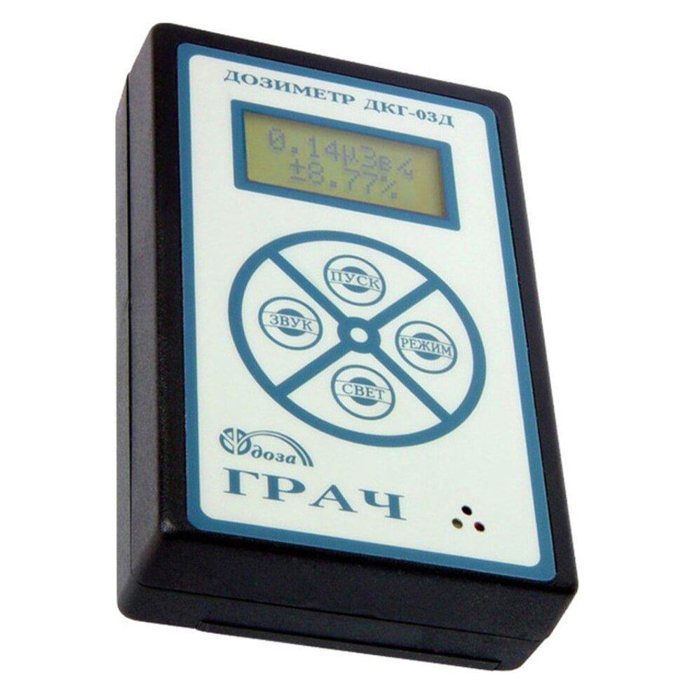 Подобрать дозиметры, радиометры и счетчики Гейгера
